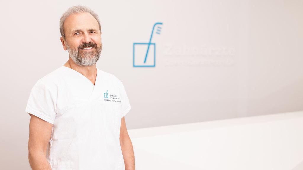 Dr. Michael Blank von den Zahnärzten Obermünsterstraße in Regensburg