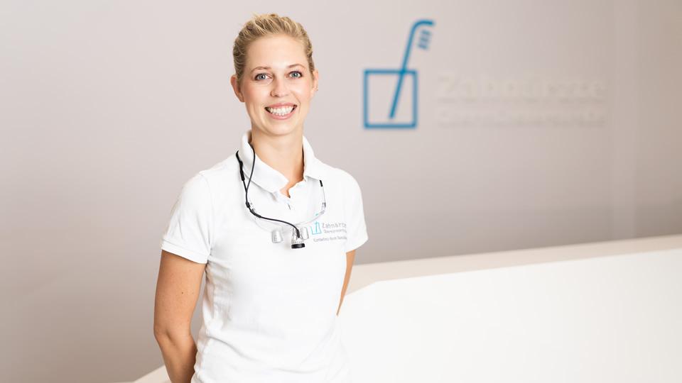 Zahnärztin Anna-Lena Gratzke